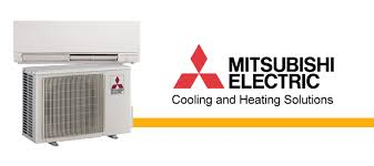 mitsubishi electric cooling and heating logo. mitsubishi ductless split systems electric cooling and heating logo s
