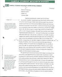 Apa Essays Examples Examples Of An Essay Paper Bitacorita