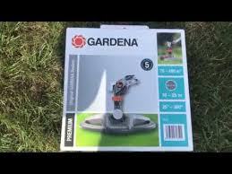 <b>Импульсный дождеватель</b> на подставке <b>GARDENA</b> Premium ...
