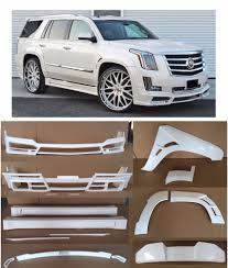 Wide BODY KIT for Cadillac Escalade 2015+ (N-style)   eBay