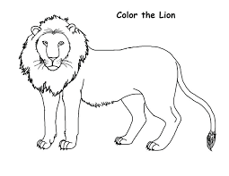 lion coloring page free printable lion coloring pages for kids mountain lion coloring pages printable