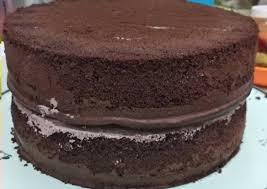 Resep sponge cake coklat lembut irit oleh kheyla s kitchen. Resep Sponge Cake Cokelat Lezat Resep Kue Com