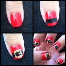 Christmas Nail Designs Instructions: Easy christmas nail art ...