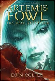 artemis fowl the opal deception new cover eoin colfer 9781423124559 books amazon ca