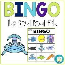 Bingo Lure Color Chart Fish Bingo Worksheets Teaching Resources Teachers Pay