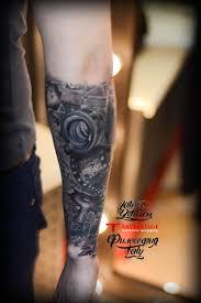 татуировка карта мира с компасом и фотоаппаратом тату салон