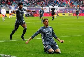 Rb Leipzig 0 0 Bayern Munich Bundesliga Title Race Down To