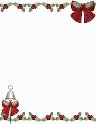Microsoft Word Christmas Stationery Templates 25 Christmas