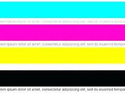 Color Printer Test Page Pdf Printer Color Test Page Color Printer