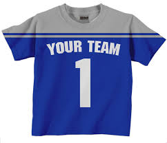 Image result for your team jersey