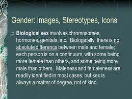 Image result for no biological difference genders