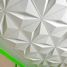 crystal foldscapes ceiling tiles wall ceiling tiles