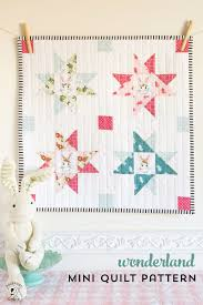 Free Mini Quilt Patterns Amazing Inspiration