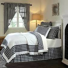 check duvet cover quilt sets buffalo black check quilt by brands cotton black and white buffalo check duvet cover