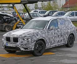 2018 BMW X3 Redesign, Release date, Price