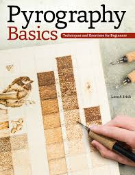 pyrography basics techniques and exercises for beginners paperback 1 jan 2016