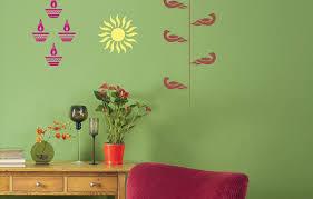 Asian Paints Royale Stencil Designs Buy Asian Paints Royale Play Wall Fashion Kit 2 Stencil Wall