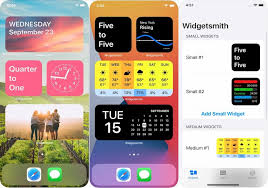 these apps have the best ios 14 widgets