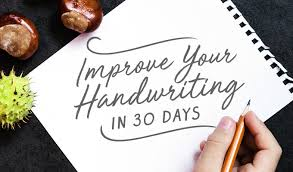 Vintage Cursive Handwriting Chart How To Improve Your Handwriting In 30 Days The Challenge
