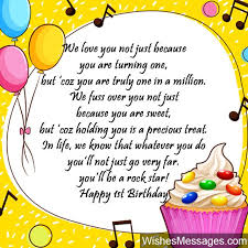Birthday Wishes For Daughter Turning 40 40st Birthday Wishes First Amazing First Birthday Quotes