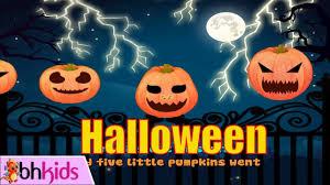 Halloween - Bài Hát Tiếng Anh Hay Nhất Dành Cho Trẻ Em   Nhạc Halloween Thiếu  Nhi - YouTube