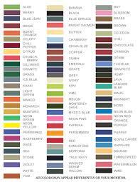 Comfort Colors T Shirts Color Chart Comfort Colors T Shirt Chart Tee Colors Comfort Colors