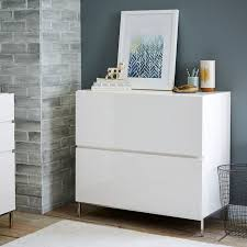 Lacquer Storage Modular Lateral File west elm