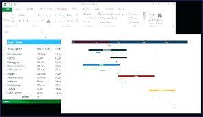 Free Project Timeline Template Program Timeline Template Excel