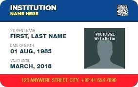 Id Badge Template Word Free Online Unique Ms Templates For