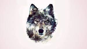 Wolf Watercolor Wallpapers - Top Free ...