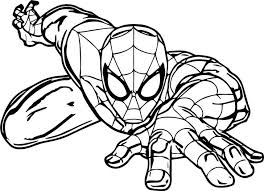 Search through 623,989 free printable colorings at getcolorings. Spiderman Coloring Pages Picture Whitesbelfast