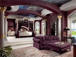 luxury bedroom furniture purple elements. Luxury Bedroom Furniture Purple Elements. With French Canopy Bed And Elements U