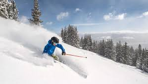 gear and layer up for spring skiing in breckenridge