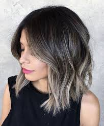 Most Wanted Medium Ombre Hairstyles 2018 For Women účesy Farby