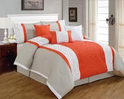 bedding bedroom oranged purple grey white gray sets on fingerhut bedding sets collections nfl bedroom furniture