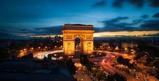 ประตูชัยฝรั่งเศส (Arc de triomphe de l'Etoile) เเลนด์มาร์คสำคัญของปารีส -  เที่ยวต่างประเทศ เที่ยวรอบโลก