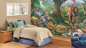Scenery Wallpaper For Bedroom Transform A Bare Wall Into An Inspiring Scenery Youtube
