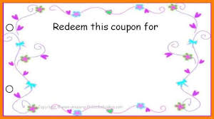 Coupon Clipart Free Coupon Clipart Coupon Template Graphics 6226776634 Free Coupon