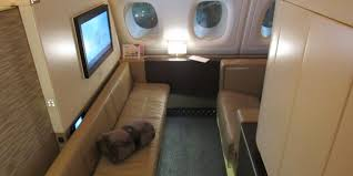Etihad First Class Apartment Review Abu Dhabi Sydney Travelupdate
