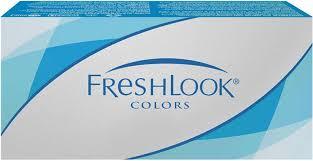 <b>Alcon контактные линзы FreshLook</b> Colors 2шт -0.00 Misty Gray ...