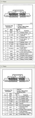 2001 chevy impala radio wiring diagram arcnx co 2001 Impala Wiring Harness at 2001 Chevy Impala Radio Wiring Diagram