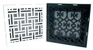 modern decorative wall grilles fresh iron decorative wall pieces adorable