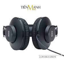 Chính Hãng Mỹ] Tai Nghe Kiểm Âm AKG K52 Over-Ear Studio Monitor Headphones  Professional - Kèm Móng Gẩy DreamMaker - Phụ kiện nhạc cụ khác