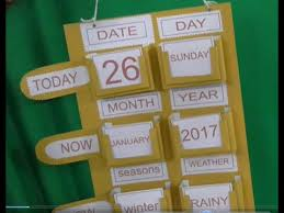 How To Make A School Calendar How To Make School Project Calendar Very Easy Method