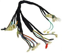 gy6 scooter wire harness small