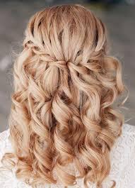 Photo Tresse Cheveux Long Mariage Coupe De Cheveux
