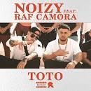 Toto album by RAF Camora