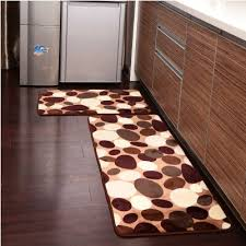 kitchen rug sets with regard to ustide 2 piece coffee stone flower set soft c plans