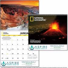 National Geographic Photography 2019 Calendar Business