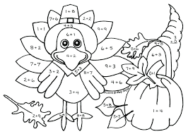 thanksgiving multiplication coloring pages coloring pages for graders thanksgiving math coloring worksheets coloring pages for graders